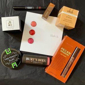 Super Lip Set Scrub Gloss Liner Lipstick 💄 Queen